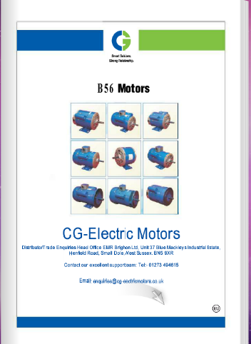 CG B56 Electric Motors