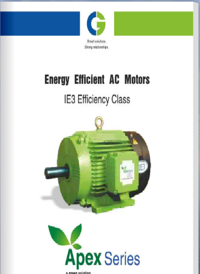 CG ELECTRIC MOTORS NEW IE3