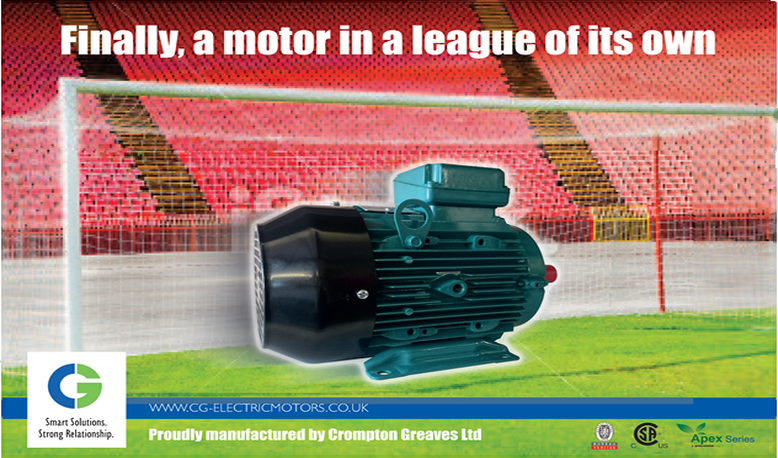 CG Electric Motors