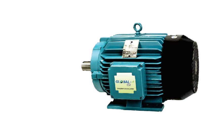 CG Electric Motors IE2 Cast Iron Motors