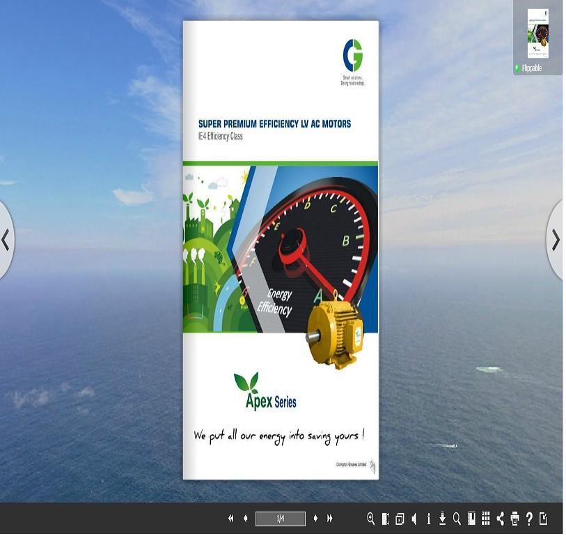 IE4 Electric Motors Catalogue