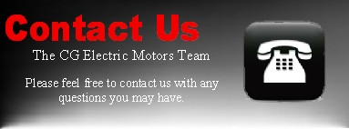 CG Electric Motors-Contact Us